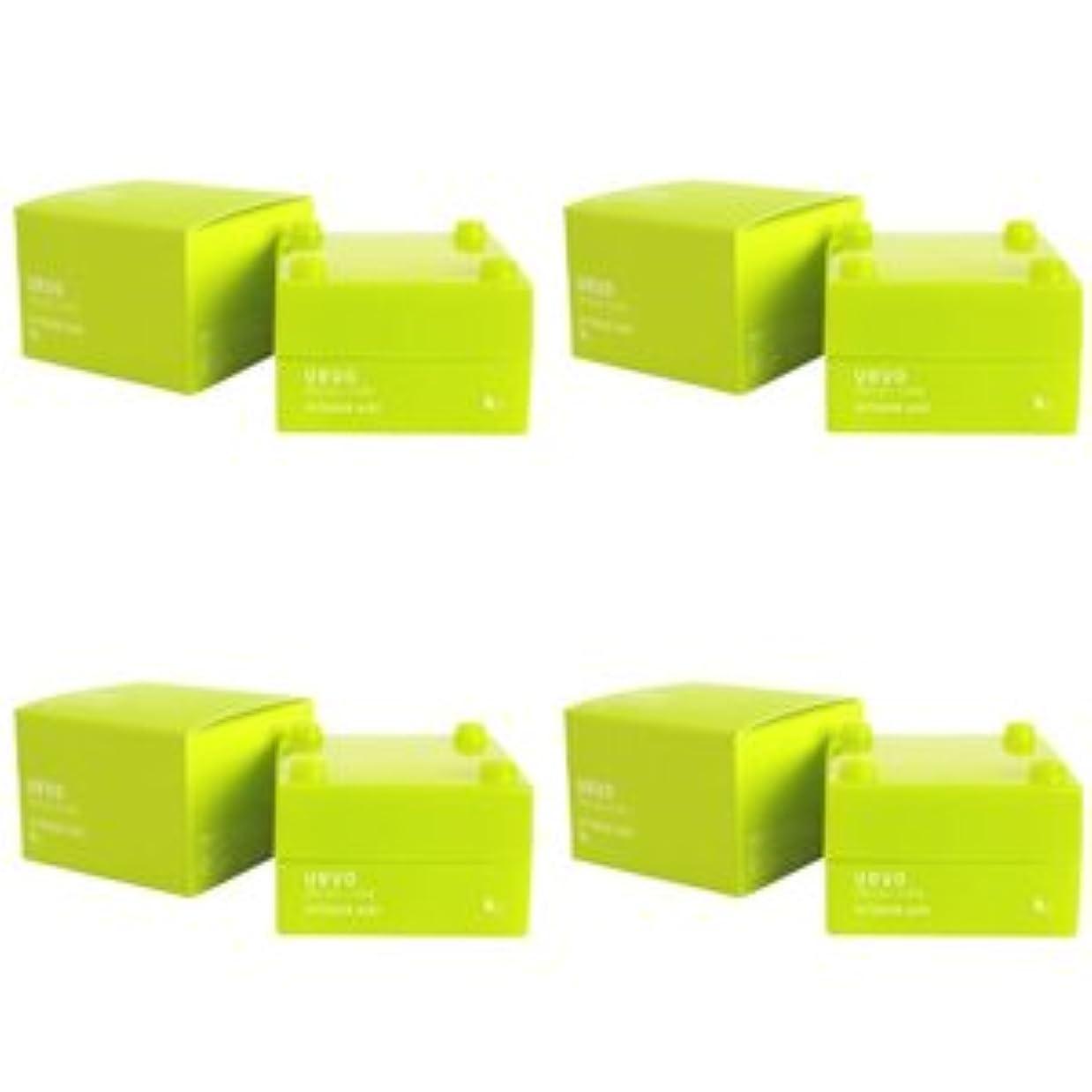 タクト同性愛者バルーン【X4個セット】 デミ ウェーボ デザインキューブ エアルーズワックス 30g airloose wax DEMI uevo design cube