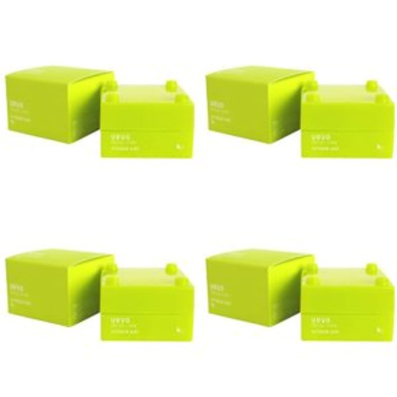 運命フレッシュルート【X4個セット】 デミ ウェーボ デザインキューブ エアルーズワックス 30g airloose wax DEMI uevo design cube