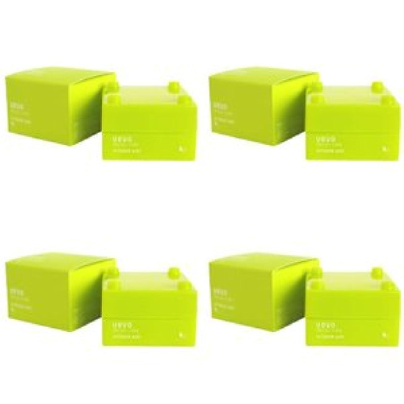 圧倒的芝生はしご【X4個セット】 デミ ウェーボ デザインキューブ エアルーズワックス 30g airloose wax DEMI uevo design cube