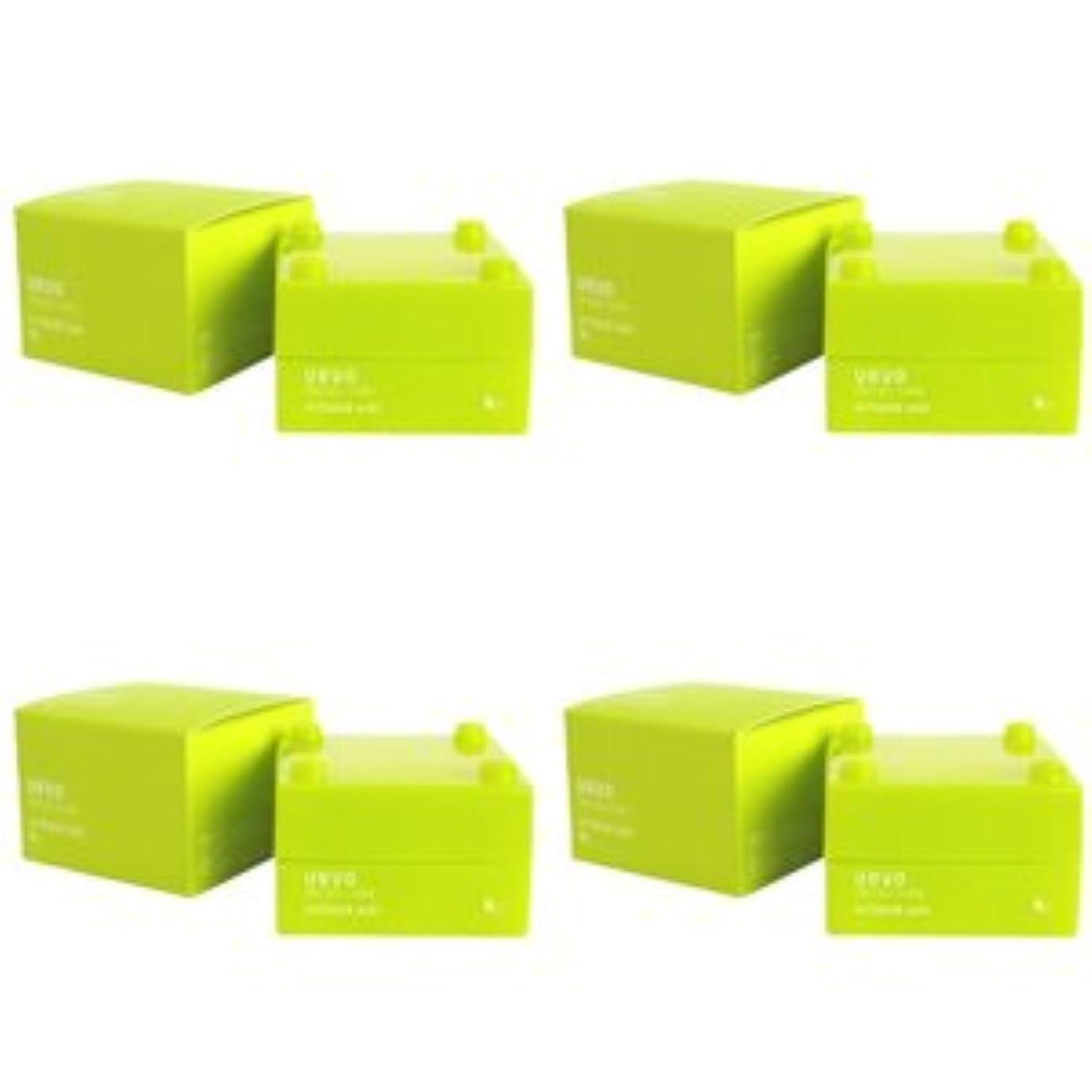 速記地獄警官【X4個セット】 デミ ウェーボ デザインキューブ エアルーズワックス 30g airloose wax DEMI uevo design cube