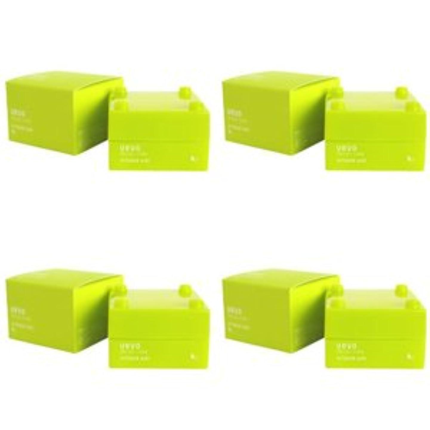 火曜日自発ジェット【X4個セット】 デミ ウェーボ デザインキューブ エアルーズワックス 30g airloose wax DEMI uevo design cube