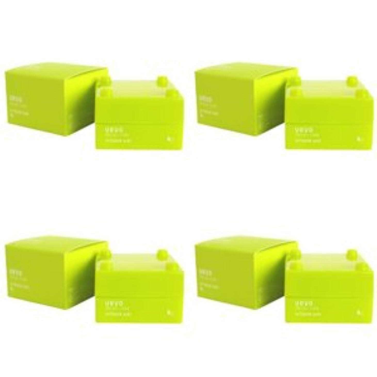 不調和オペラ地質学【X4個セット】 デミ ウェーボ デザインキューブ エアルーズワックス 30g airloose wax DEMI uevo design cube