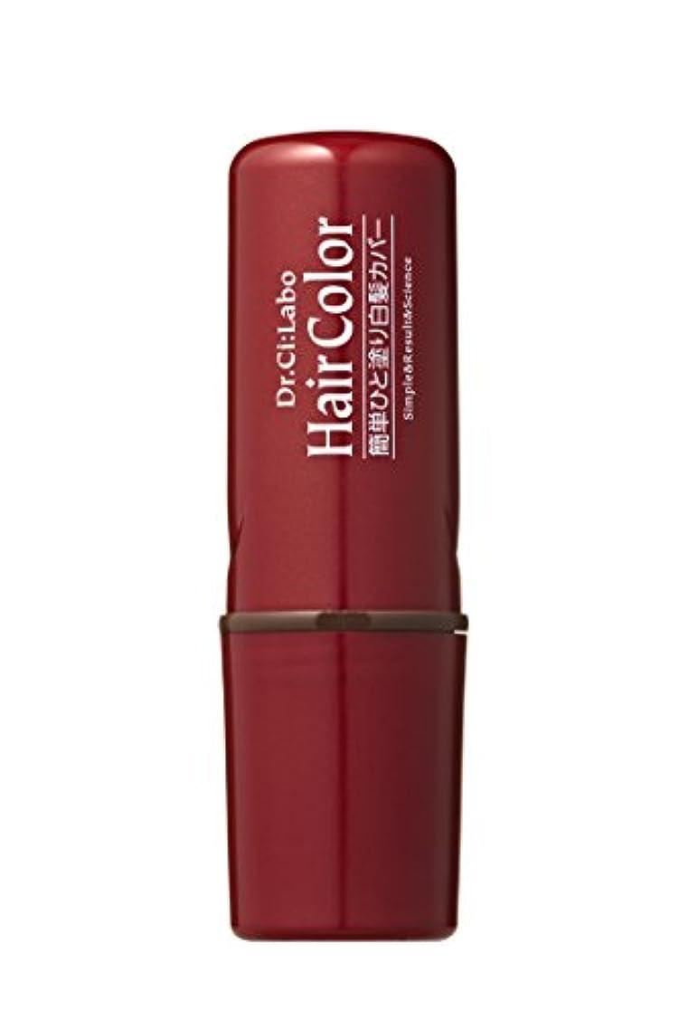 一節控えめなリッチドクターシーラボ 簡単ひと塗り白髪カバー ダークブラウン 10ml ヘアカラー