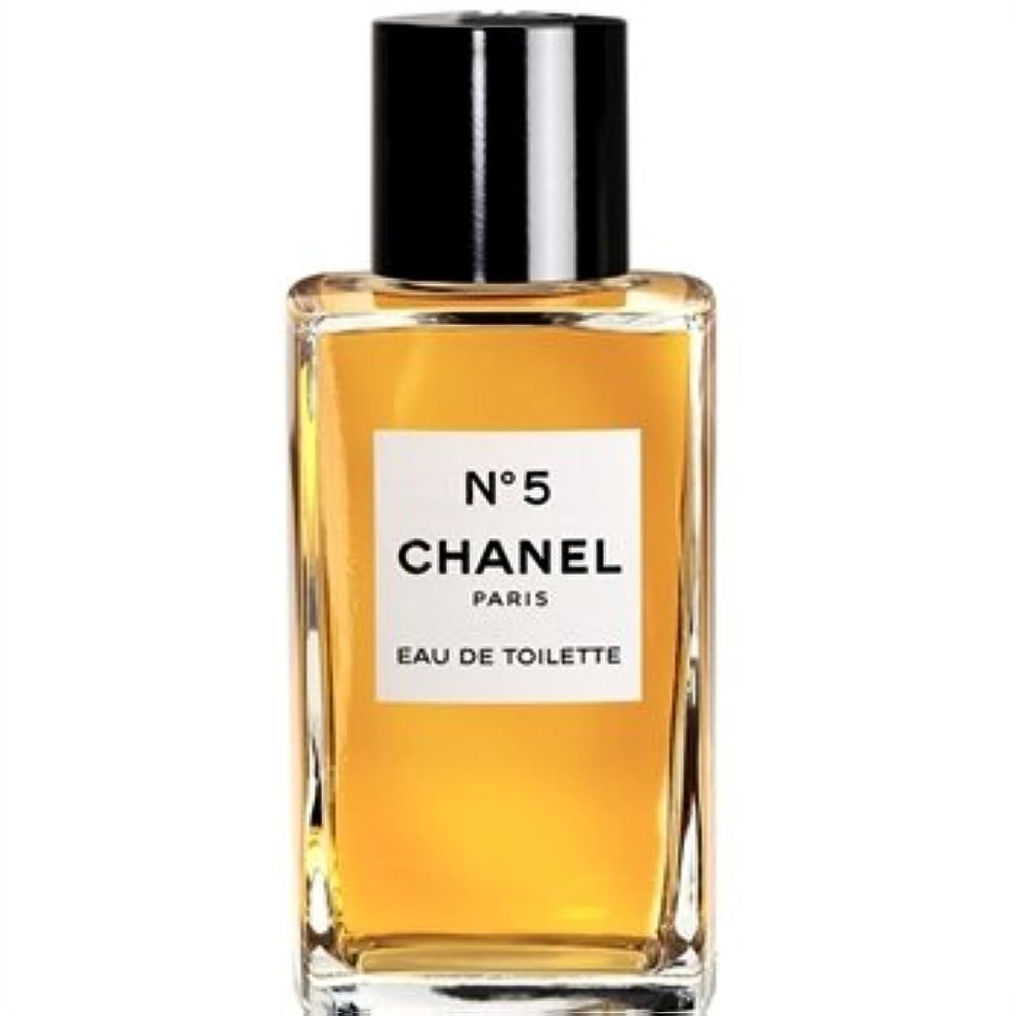 電気の暴力的な心配CHANEL(シャネル) No.5 EDT50ml オードゥトワレット ボトル