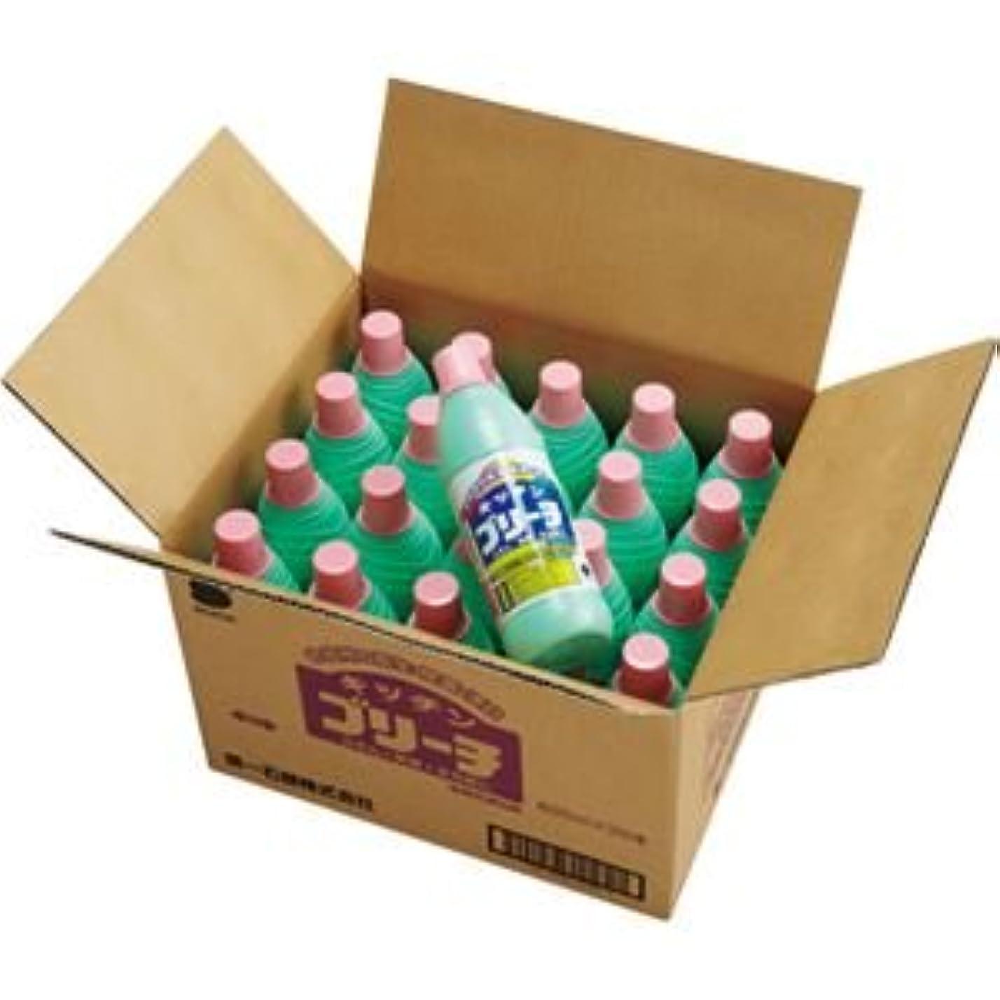 外観かなり農業(まとめ) 第一石鹸 キッチンブリーチ 600ml 1セット(20本) 【×2セット】