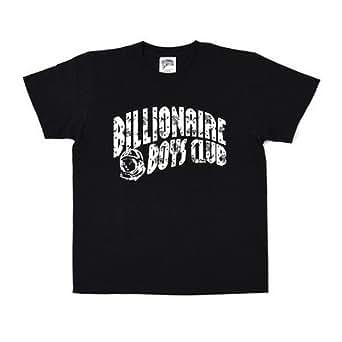 (ビリオネア ボーイズ クラブ) BILLIONAIRE BOYS CLUB D&D ARCH LOGO TEE BLACK Tシャツ M