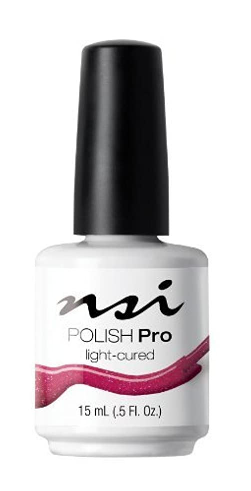 ソーシャルコマンドオレンジNSI Polish Pro Gel Polish - Wild Berry - 0.5oz / 15ml