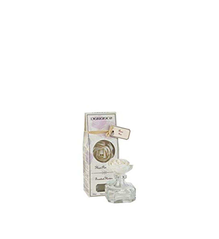 囲む頑丈ビンDURANCEデュランス ローズフラワーブーケ100ml ローズの香り ルームフレグランス 芳香剤