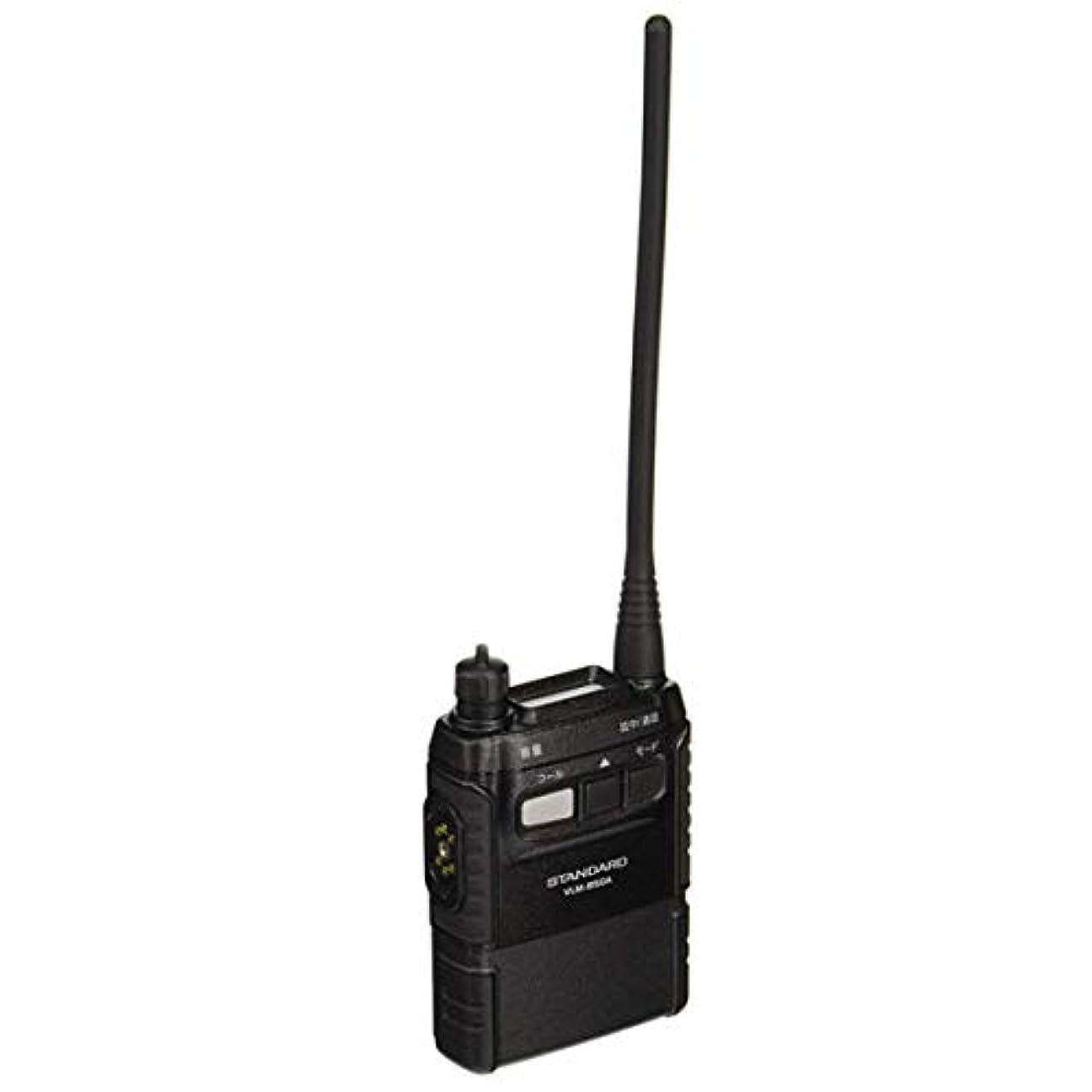 罰さびた書士バーテックス スタンダード 同時通話型特定小電力無線機 VLM-850A