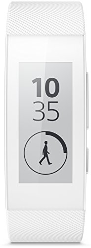SONY ソニー リストバンド型活動量計 SmartBand Talk SWR30 White Bluetooth3.0対応 ホワイト 並行輸入品 1291-6168