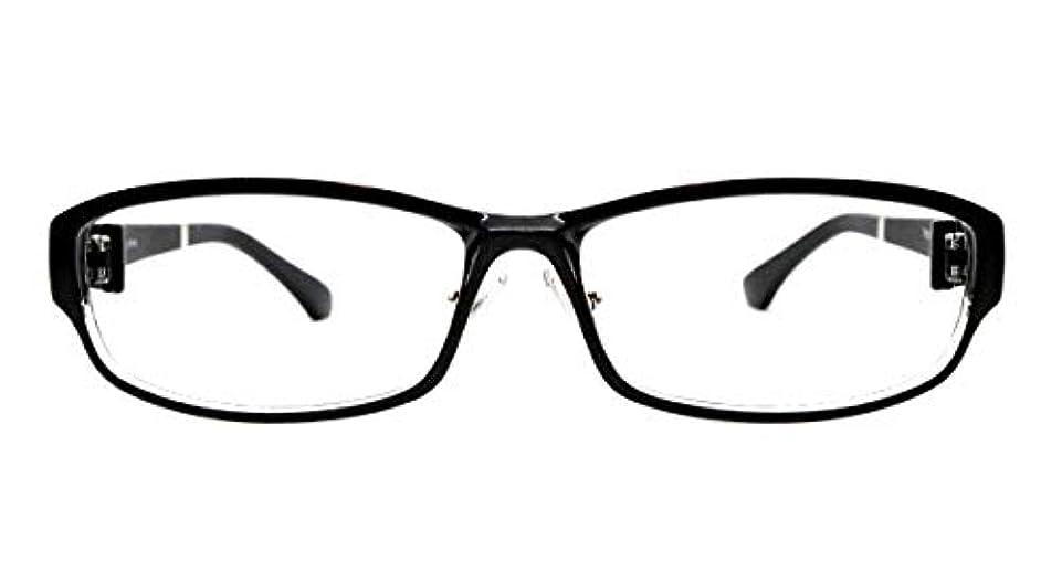 老眼鏡 ザ サプリメガネ スマホにも最適 ブルーライト94%カット 紫外線ほぼ100%カット TR9223 (ブラウン)(+1.0)
