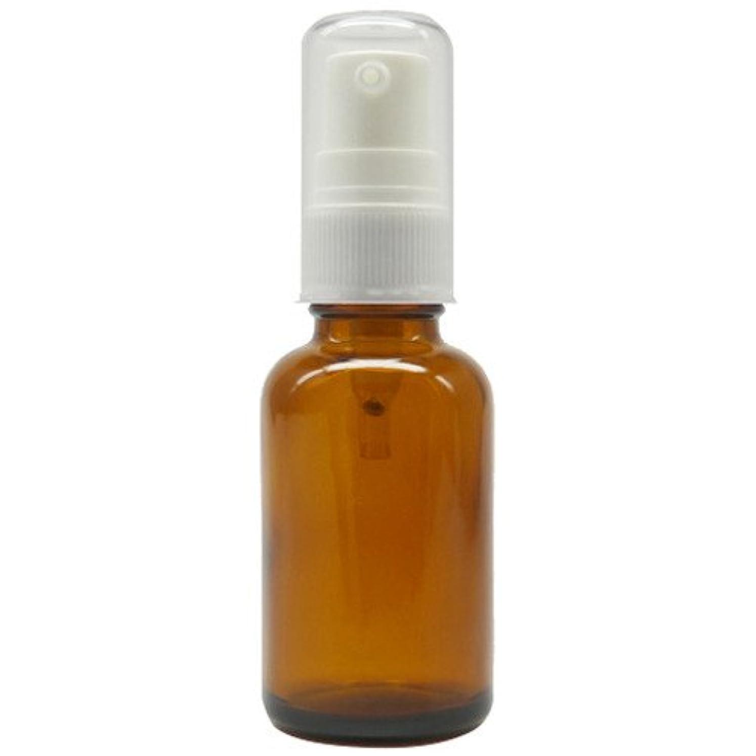 間タップ残酷なアロマアンドライフ (D)茶褐色ポンプ瓶30ml 3本セット