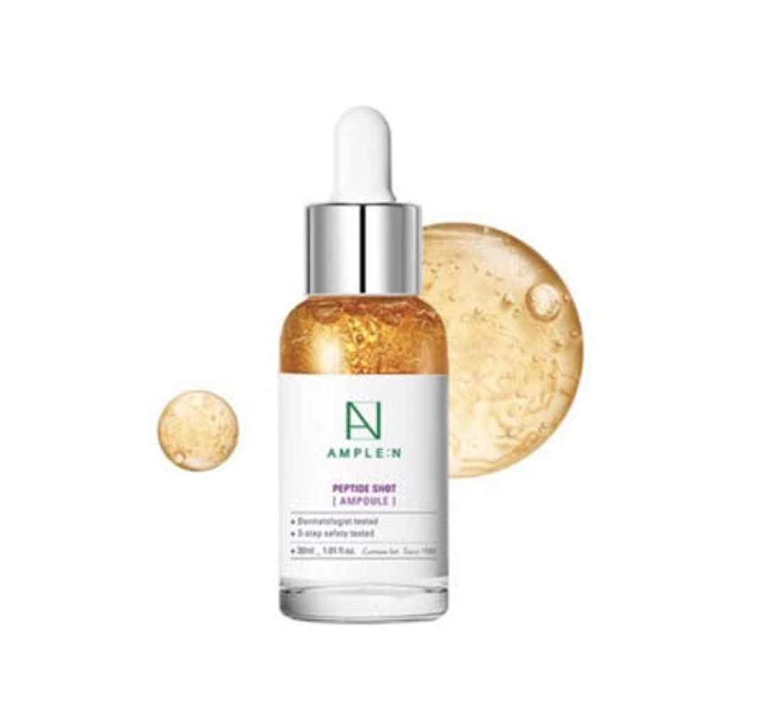 厳またね合図Coreana Lab AMPLE N PEPTIDE SHOT AMPOULE 30ml