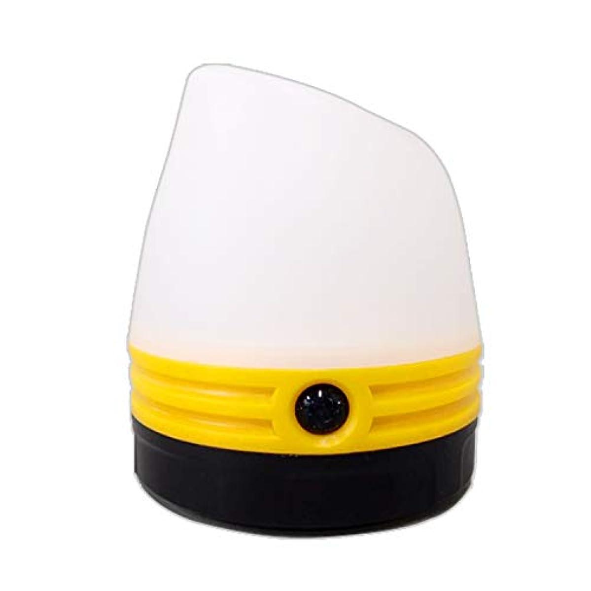 サイクロプス無声でエージェントcomolife(コモライフ) 小さなLEDランタン 電池式 アウトドア 防災 コンパクト 作業灯 キャンプ テントライト 夜釣り 置く 吊るす 390043
