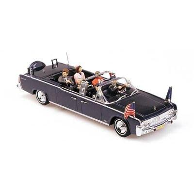 ●1/43 LINCOLN CONTINENTAL X100 〓 ケネディー大統領専用車 / ダラス 〓