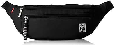 [チャムス] ウェストバッグ Spur Fanny Pack Sweat II CH60-0626-K015-00 K015 Black×Black