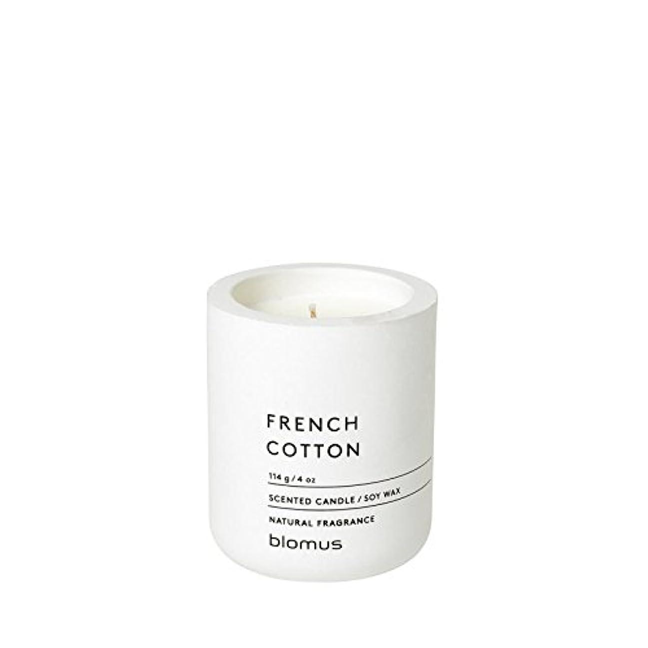 手デンマーク語ステープルScented Candle Lily white