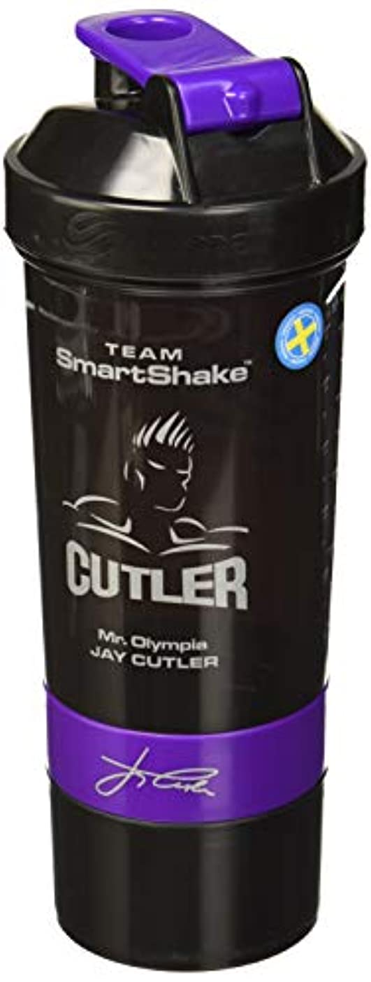 ステップ経済ドラムSmartshake Jay Cutler Shaker Cup