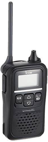 アイコム 特定小電力トランシーバー 20ch ブラック  IC-4110
