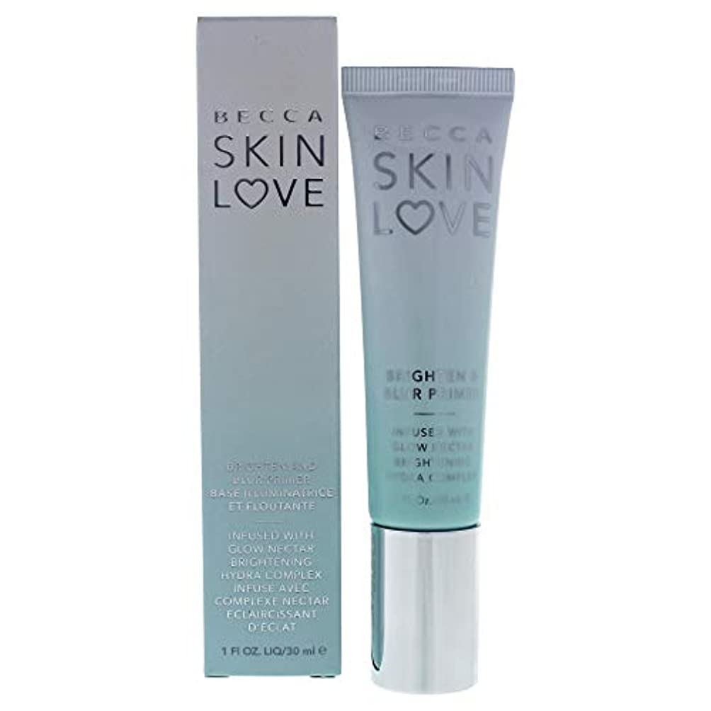 月不器用自動Skin Love Brighten and Blur Primer