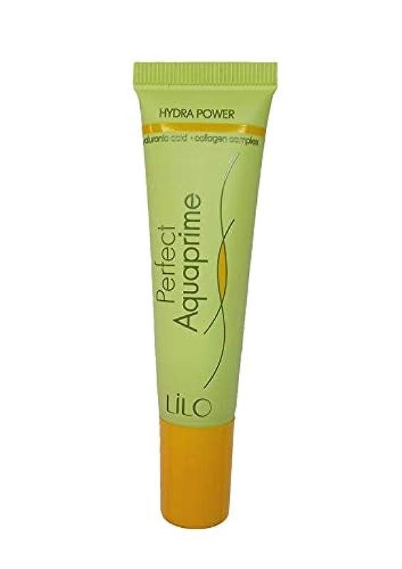 ファウル甘くするやりがいのあるLiLo | Primer Perfect Aquaprime | For All Types Skin | 20 gr with Hyaluronic Acid, Collagen Complex