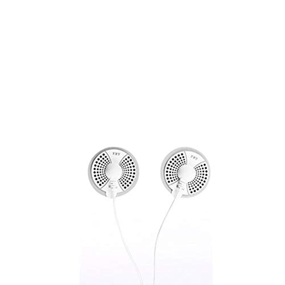 ライブ絶滅した中古インターコアリー携帯電話USB首と肩のミニマッサージパルス振動ボディマッサージ理学療法ヘルスケアツール