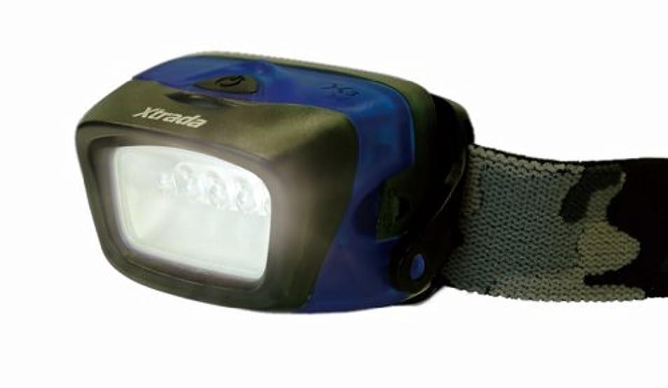 ペデスタルどのくらいの頻度でコンテストルミカ(日本化学発光) Xtrada X3 ヘッドライト ブルー A21028 ブルー