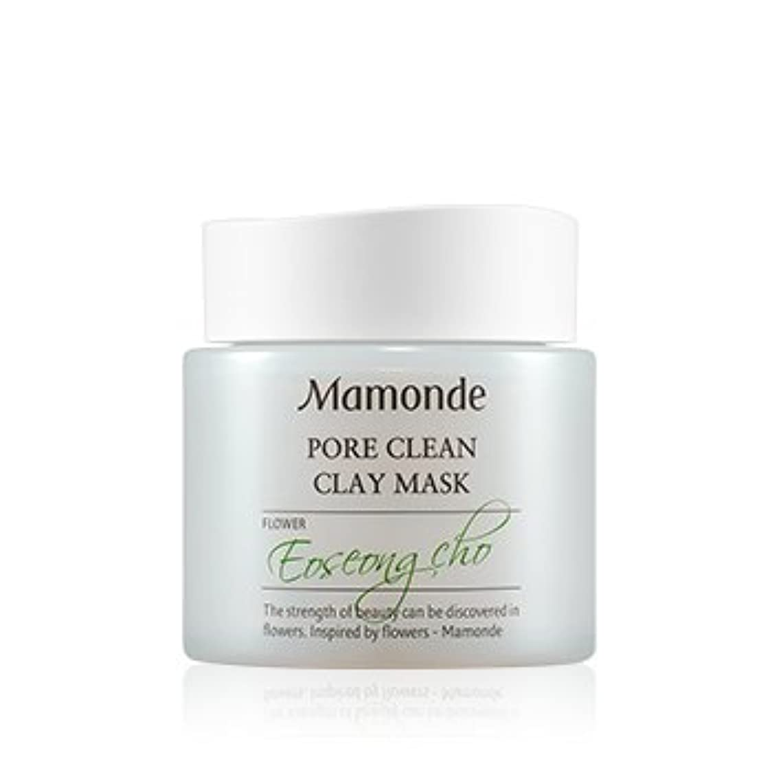 アンタゴニストダイヤルじゃない[New] Mamonde Pore Clean Clay Mask 100ml/マモンド ポア クリーン クレイ マスク 100ml [並行輸入品]