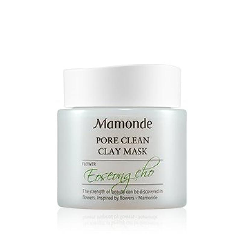 ヘリコプター先太平洋諸島[New] Mamonde Pore Clean Clay Mask 100ml/マモンド ポア クリーン クレイ マスク 100ml [並行輸入品]