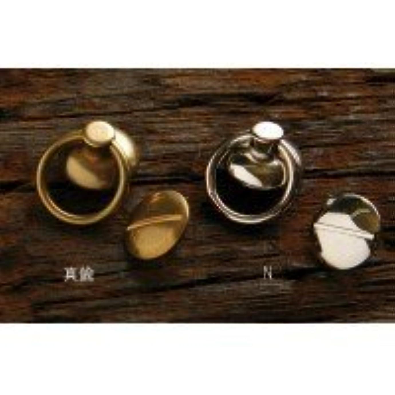 自由グレード砂真鍮トチカン 大 1603 真鍮
