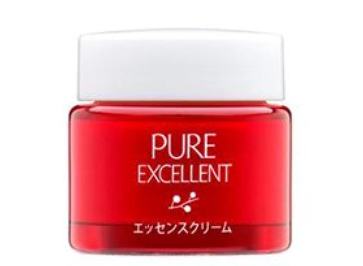 夏荒れ地食器棚ハイム化粧品/エッセンスクリーム【ピュアエクセレントG】