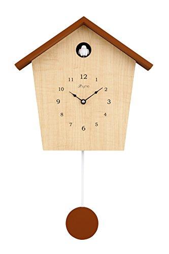 鳩時計 Thyme CK-8401 BR