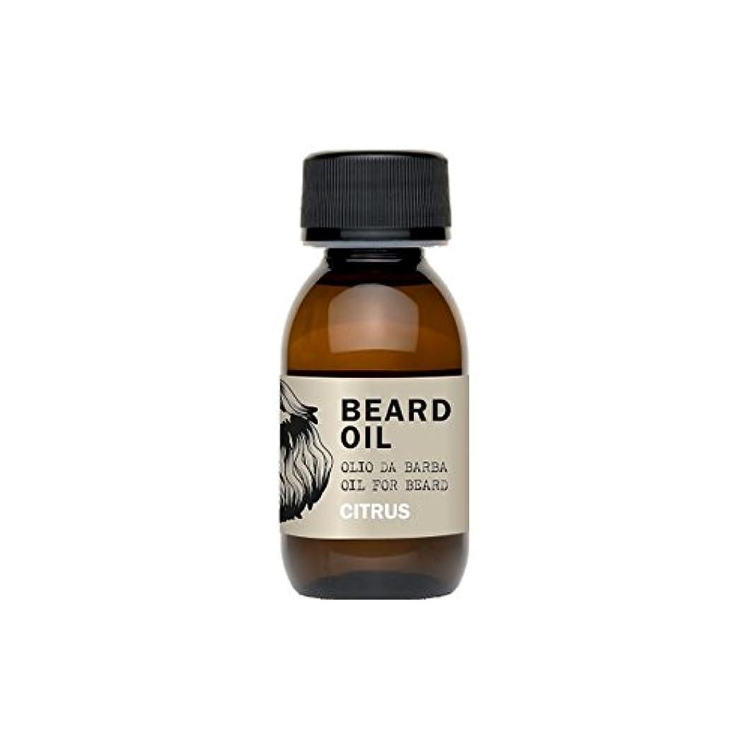 デンマーク語教育者尾Dear Beard ディア?ビアード Beard Oil Citrus 50 ml.[並行輸入品]