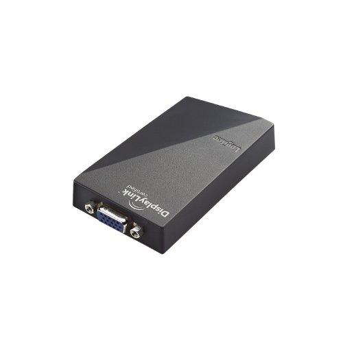Logitec ディスプレィアダプタ USB LDE-SX015U
