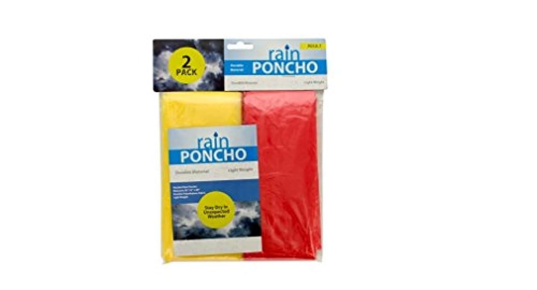 詩人政治家ステージBulk Buys GC025 Emergency Rain Ponchos Case of 144 by bulk buys