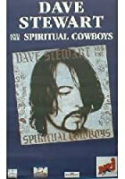 Dave Stewart - And The Spiritual Cowboys Poster - 112x77cm