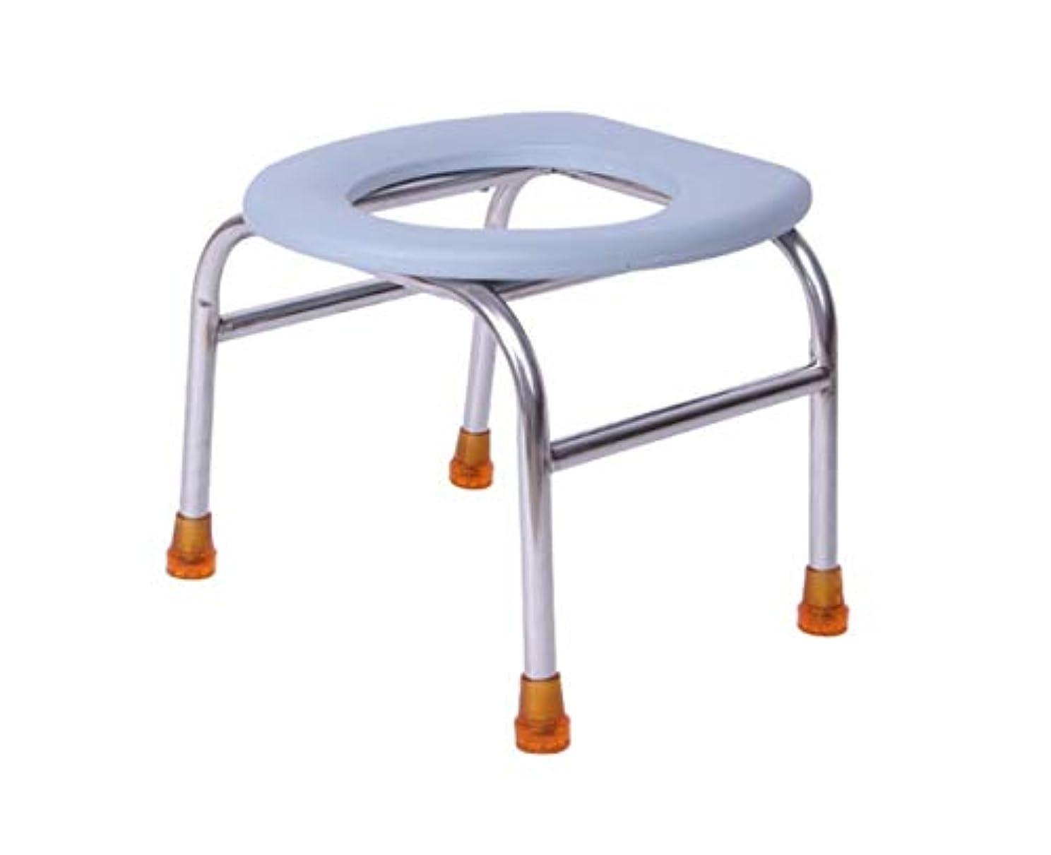浮浪者恐怖教える滑り止めの便座スツール、高齢者の障害のある妊娠中の女性に適した高齢者の補助浴室の椅子