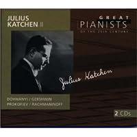 20世紀の偉大なるピアニストたち~ジュリアス・カッチェン(2)