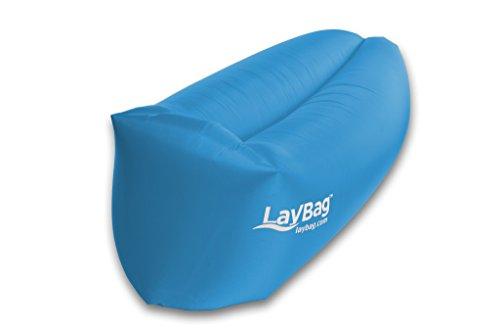 LayBag™ エアーベッド 真のオリジナル ユニークな空気...