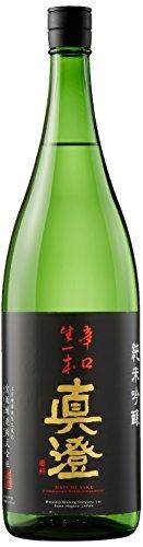 第13位:宮坂酒造『真澄(ますみ) 純米吟醸』
