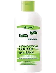 Bielita & Vitex | Bath Sauna Massage | Relaxing Herbal Aroma Mixture for Bath | Birch Leaves Extract | Fennel...