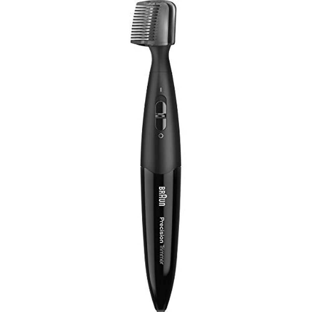 アライアンス待ってローンBraun Precision Trimmer PT5010, Men's Precision Beard, Ear & Nose, Mustache detailer, styler [並行輸入品]