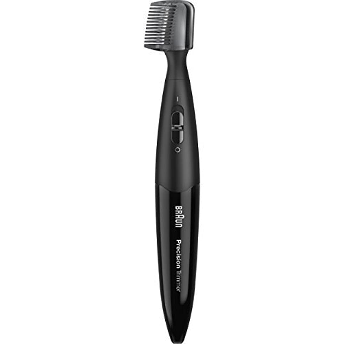 フルーティー偶然水没Braun Precision Trimmer PT5010, Men's Precision Beard, Ear & Nose, Mustache detailer, styler [並行輸入品]