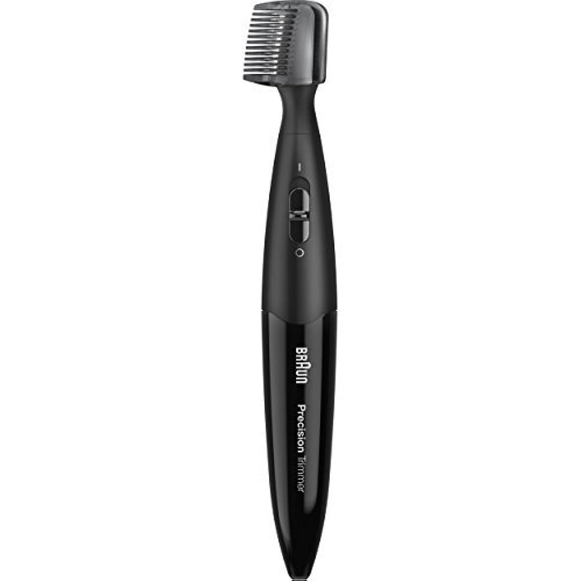 肌寒いはげ境界Braun Precision Trimmer PT5010, Men's Precision Beard, Ear & Nose, Mustache detailer, styler [並行輸入品]