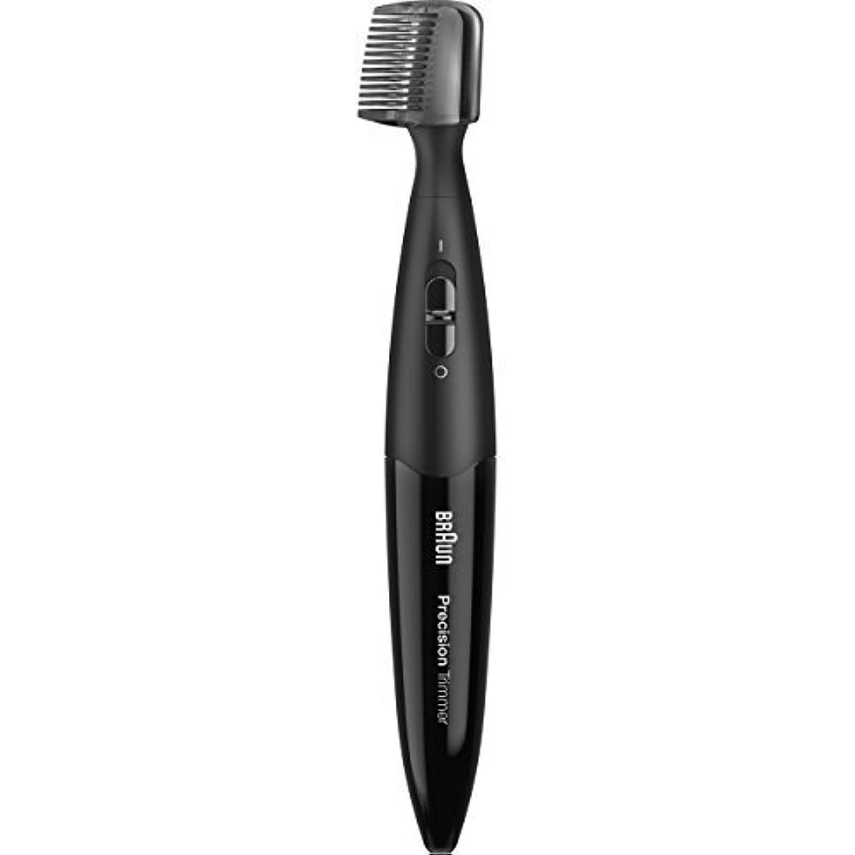 一般化する難破船ライブBraun Precision Trimmer PT5010, Men's Precision Beard, Ear & Nose, Mustache detailer, styler [並行輸入品]
