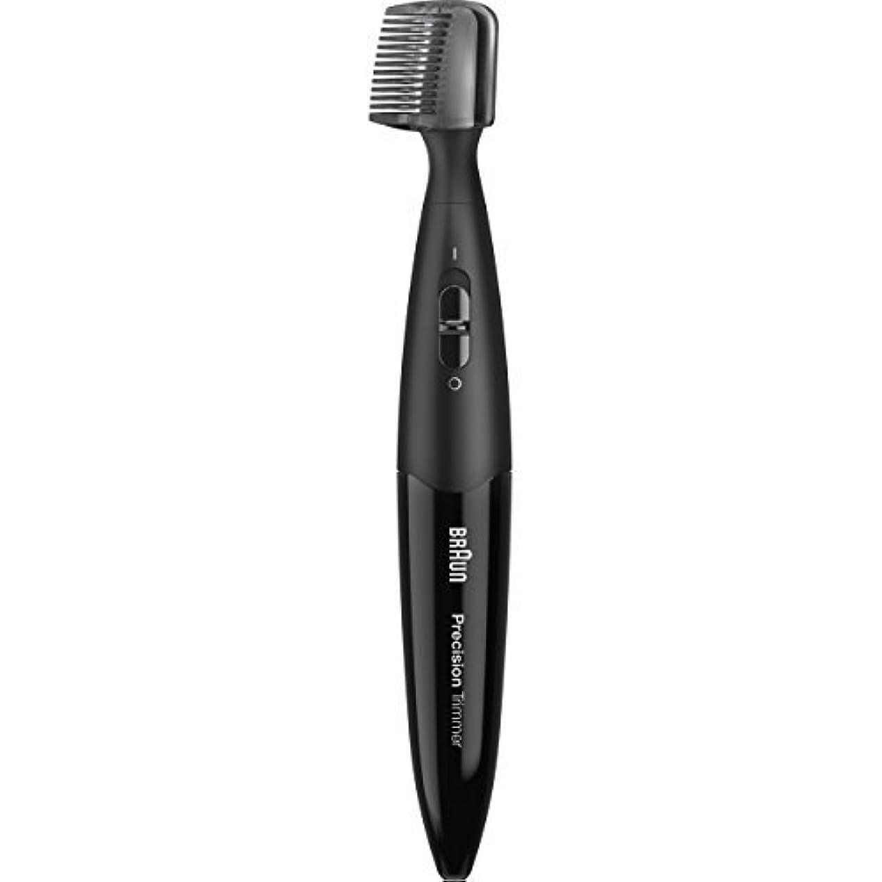 袋ランチ滑るBraun Precision Trimmer PT5010, Men's Precision Beard, Ear & Nose, Mustache detailer, styler [並行輸入品]