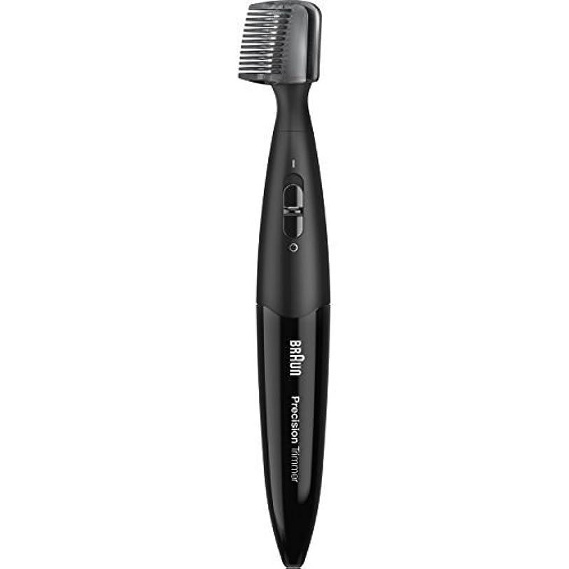 条約通行料金動Braun Precision Trimmer PT5010, Men's Precision Beard, Ear & Nose, Mustache detailer, styler [並行輸入品]