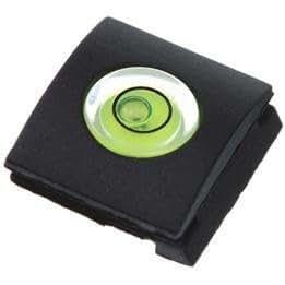 ホットシューカバー型水準器 デジタル一眼レフ用アクセサリー