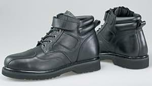 南海部品・ナンカイ NTB-28 ショートブーツ ブラック サイズ:25