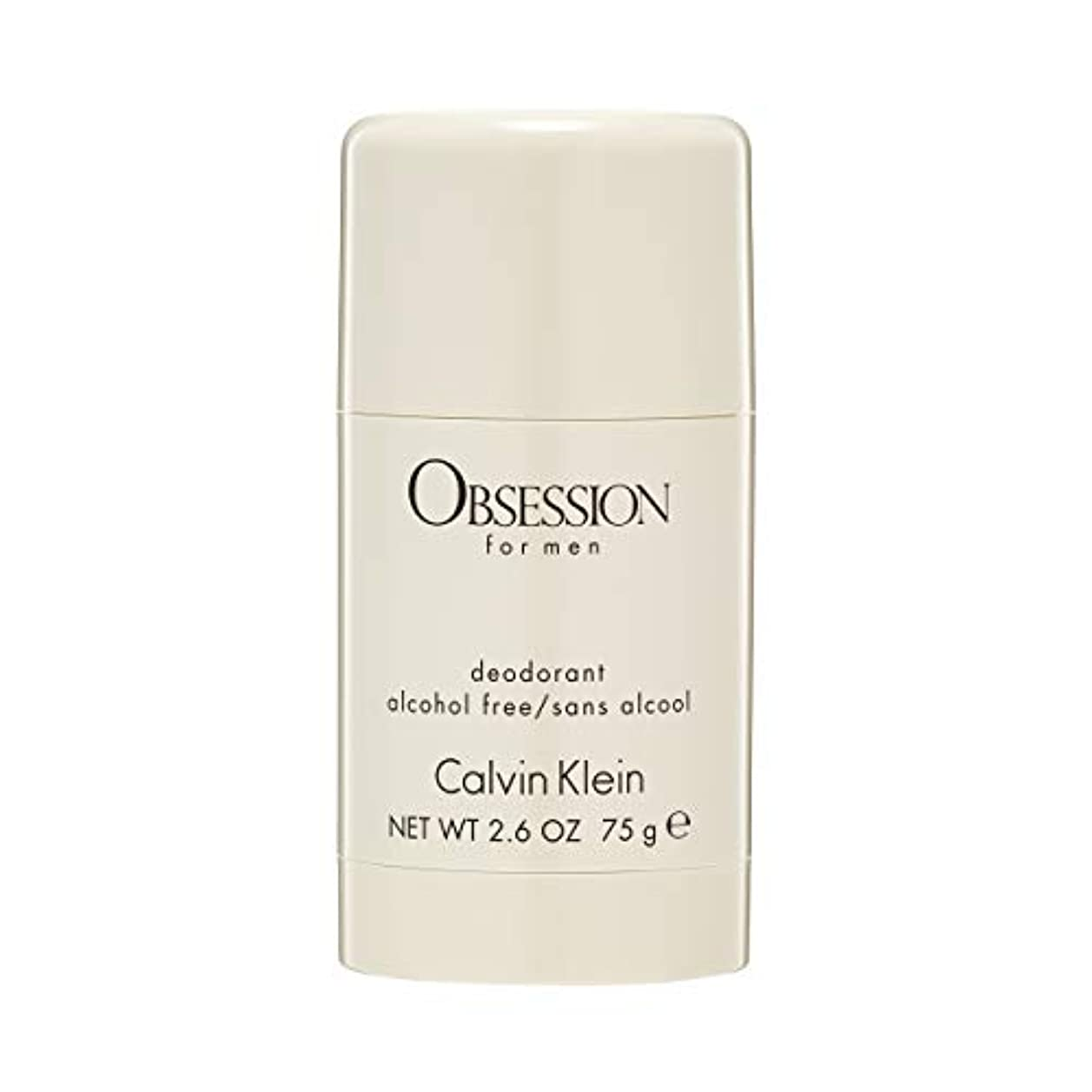 誓いミルク攻撃Calvin Klein Obsession 75ml